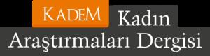 KADEM KADIN ARAŞTIRMALARI DERGİSİ Logo